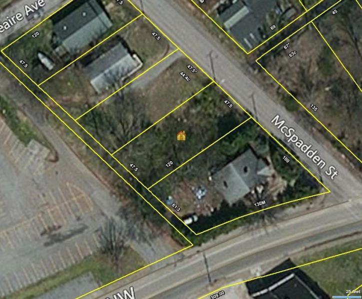 Terreno por un Venta en 1311 Mcspadden Street 1311 Mcspadden Street Knoxville, Tennessee 37921 Estados Unidos