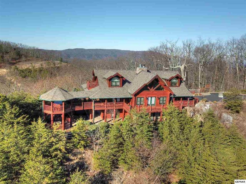 Single Family Home for Sale at 4716 Settlers View Lane 4716 Settlers View Lane Sevierville, Tennessee 37862 United States