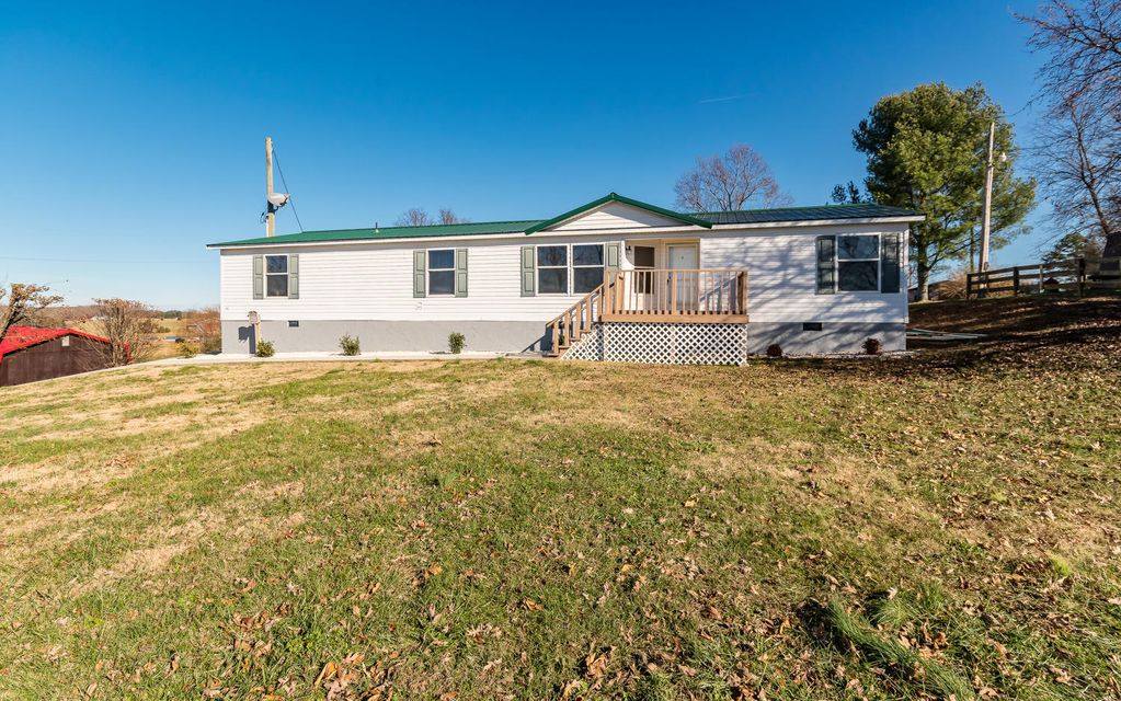 Single Family Home for Sale at 17225 Rausin Road 17225 Rausin Road Philadelphia, Tennessee 37846 United States