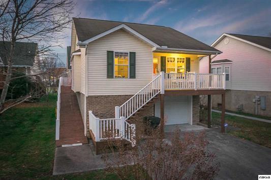 Maison unifamiliale pour l Vente à 833 Plantation Drive 833 Plantation Drive Pigeon Forge, Tennessee 37863 États-Unis