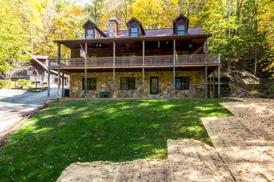 Single Family Home for Sale at 257 Lone Ridge Lane 257 Lone Ridge Lane Clinton, Tennessee 37716 United States