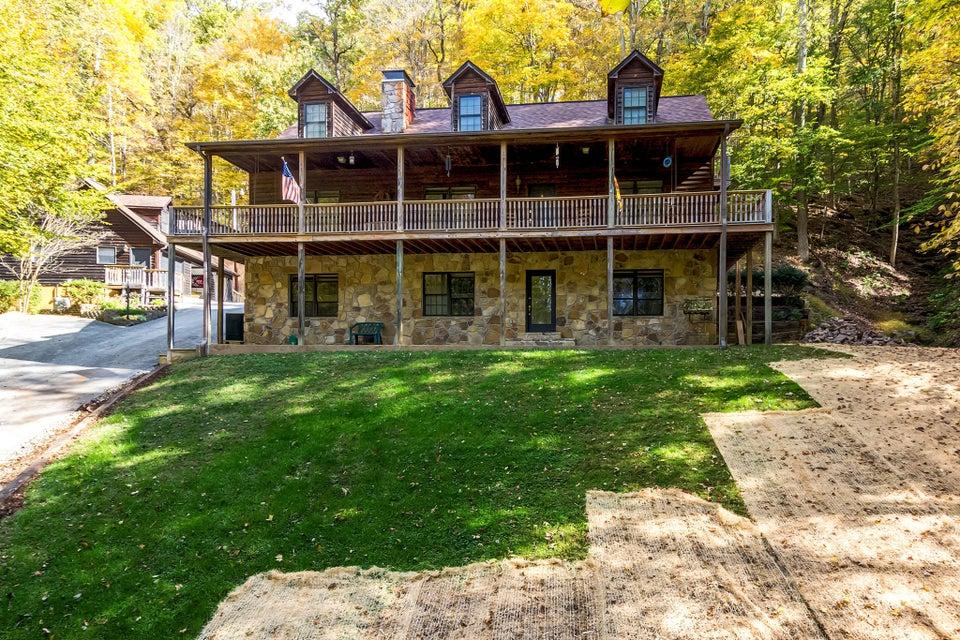 Casa Unifamiliar por un Venta en 257 Lone Ridge Lane 257 Lone Ridge Lane Clinton, Tennessee 37716 Estados Unidos