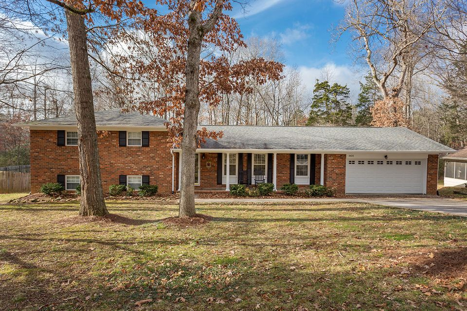Single Family Home for Sale at 3615 NW Woodcrest Circle 3615 NW Woodcrest Circle Cleveland, Tennessee 37312 United States