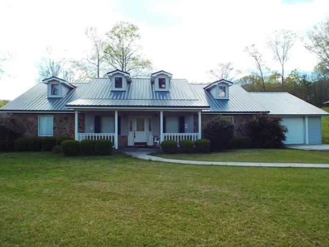 独户住宅 为 销售 在 133 County Road 38 133 County Road 38 Riceville, 田纳西州 37370 美国