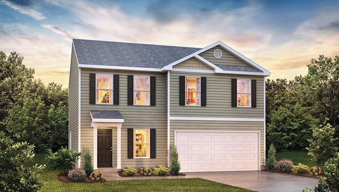 Частный односемейный дом для того Продажа на 2120 Bluebonnet Drive 2120 Bluebonnet Drive Mascot, Теннесси 37806 Соединенные Штаты