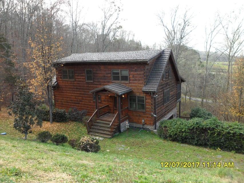 Maison unifamiliale pour l Vente à 190 Larayne Hollow Road 190 Larayne Hollow Road Sharps Chapel, Tennessee 37866 États-Unis