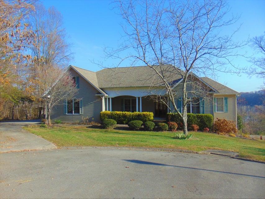 Частный односемейный дом для того Продажа на 136 Spindletop Drive 136 Spindletop Drive Rogersville, Теннесси 37857 Соединенные Штаты