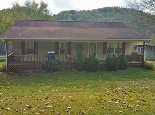 Casa Unifamiliar por un Venta en 1592 Dry Valley Road 1592 Dry Valley Road Thorn Hill, Tennessee 37881 Estados Unidos