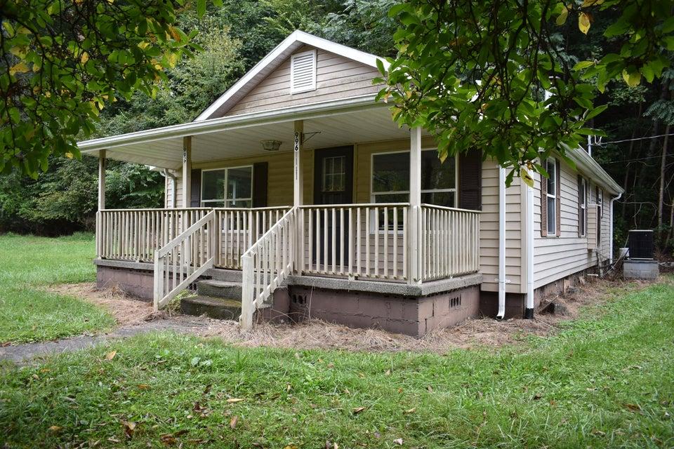 Maison unifamiliale pour l Vente à 996 Hubbard Springs Road 996 Hubbard Springs Road Jonesville, Virginia 24263 États-Unis