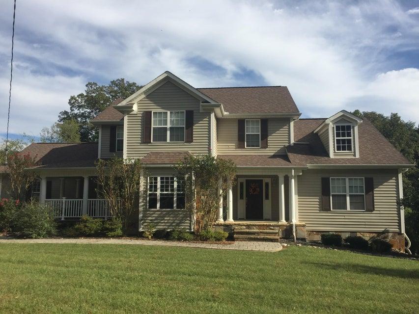 独户住宅 为 销售 在 1016 Mountain Road 1016 Mountain Road Clinton, 田纳西州 37716 美国