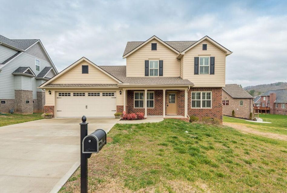 Casa Unifamiliar por un Venta en 109 Wolf Creek Way 109 Wolf Creek Way Oak Ridge, Tennessee 37830 Estados Unidos