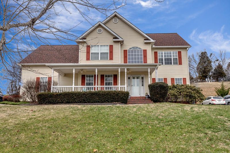 Single Family Home for Sale at 4817 Shannon Run Drive 4817 Shannon Run Drive Knoxville, Tennessee 37918 United States