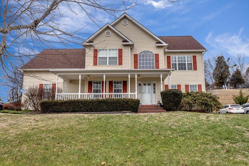 Частный односемейный дом для того Продажа на 4817 Shannon Run Drive 4817 Shannon Run Drive Knoxville, Теннесси 37918 Соединенные Штаты