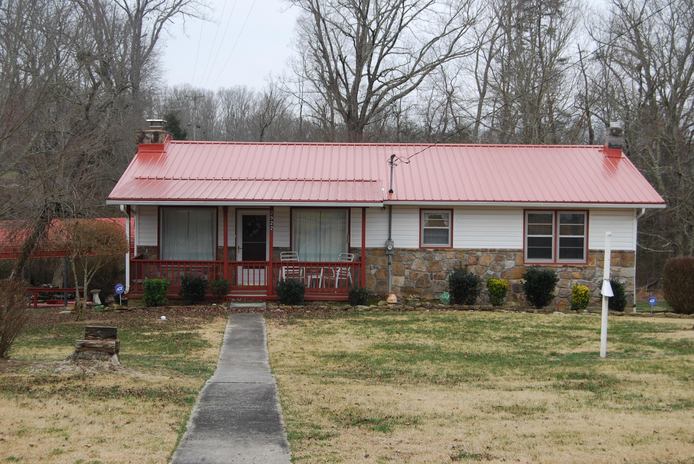 Частный односемейный дом для того Продажа на 2922 Martha Washington Road 2922 Martha Washington Road Clarkrange, Теннесси 38553 Соединенные Штаты