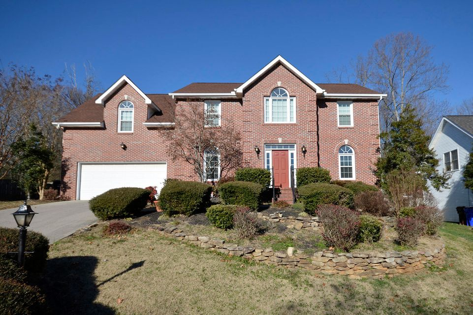 Single Family Home for Sale at 8925 Maple Ridge Lane 8925 Maple Ridge Lane Knoxville, Tennessee 37923 United States