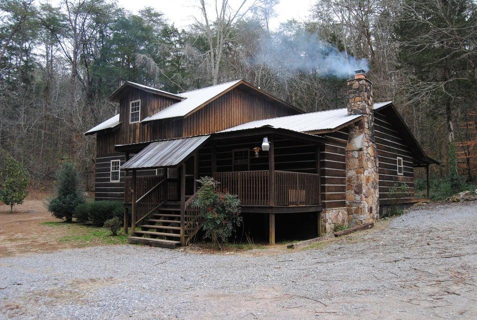 Maison unifamiliale pour l Vente à 431 Dunville Gap Road 431 Dunville Gap Road Rutledge, Tennessee 37861 États-Unis