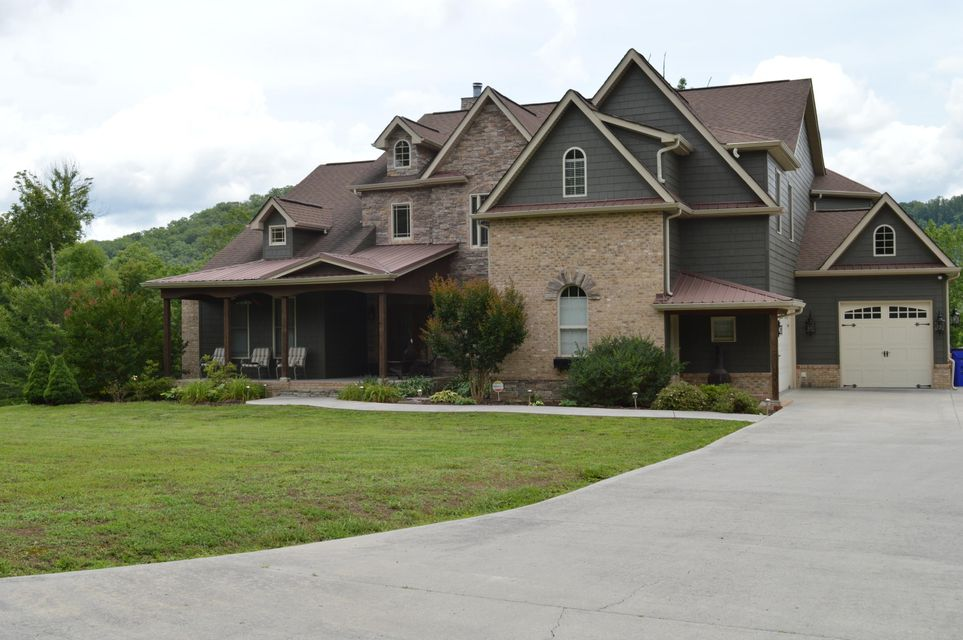 Casa Unifamiliar por un Venta en 4520 Highland Woods Way 4520 Highland Woods Way Powell, Tennessee 37849 Estados Unidos
