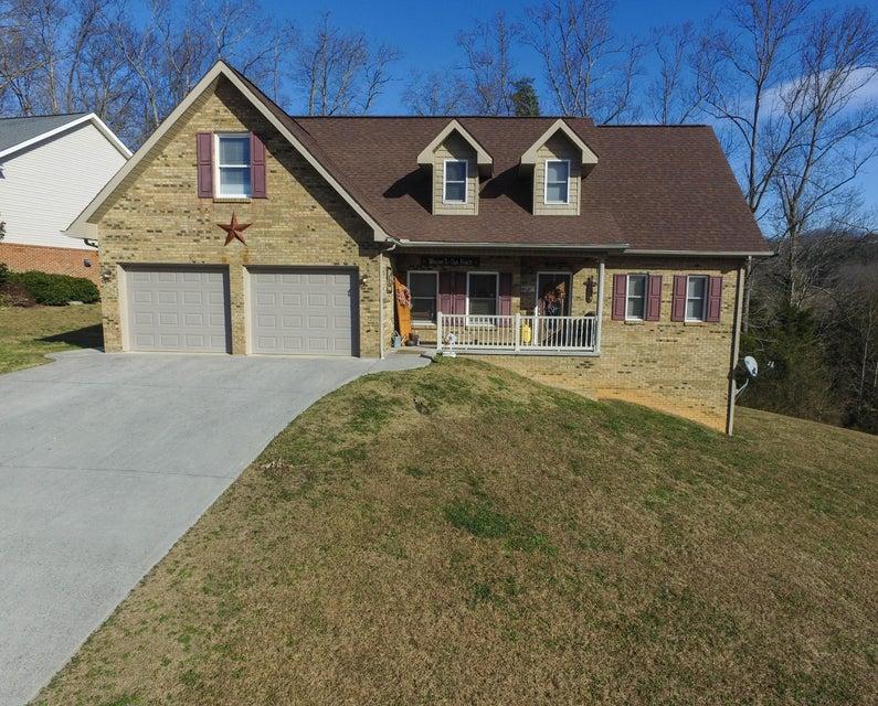 独户住宅 为 销售 在 106 Settlers Drive 106 Settlers Drive Clinton, 田纳西州 37716 美国