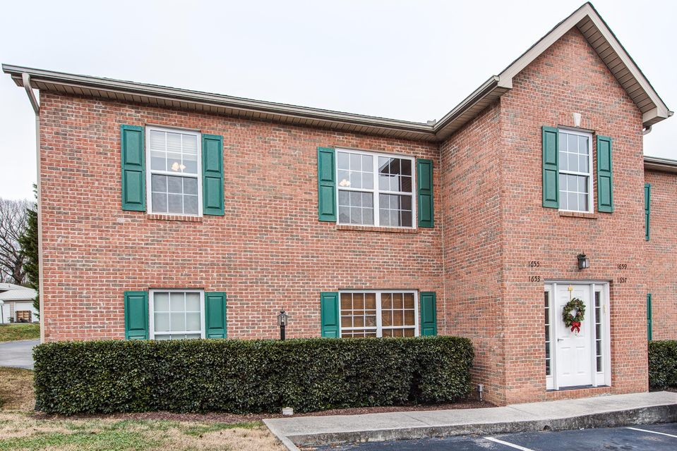 Condominium for Sale at 1655 Maple View Way 1655 Maple View Way Knoxville, Tennessee 37918 United States