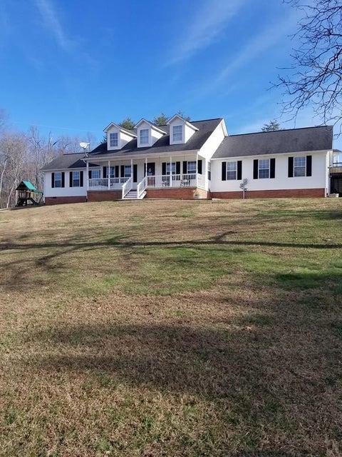 Частный односемейный дом для того Продажа на 265 Stephens Road 265 Stephens Road Rocky Top, Теннесси 37769 Соединенные Штаты