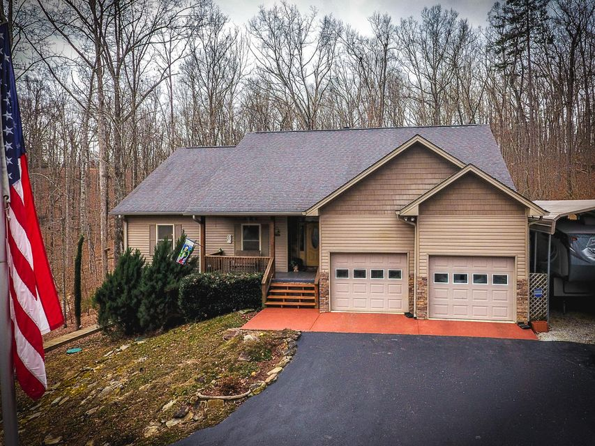 Maison unifamiliale pour l Vente à 1244 Laurel Way 1244 Laurel Way Monterey, Tennessee 38574 États-Unis