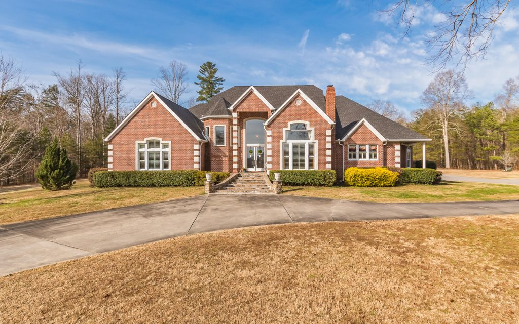 Maison unifamiliale pour l Vente à 139 Rose Road 139 Rose Road Kingston, Tennessee 37763 États-Unis