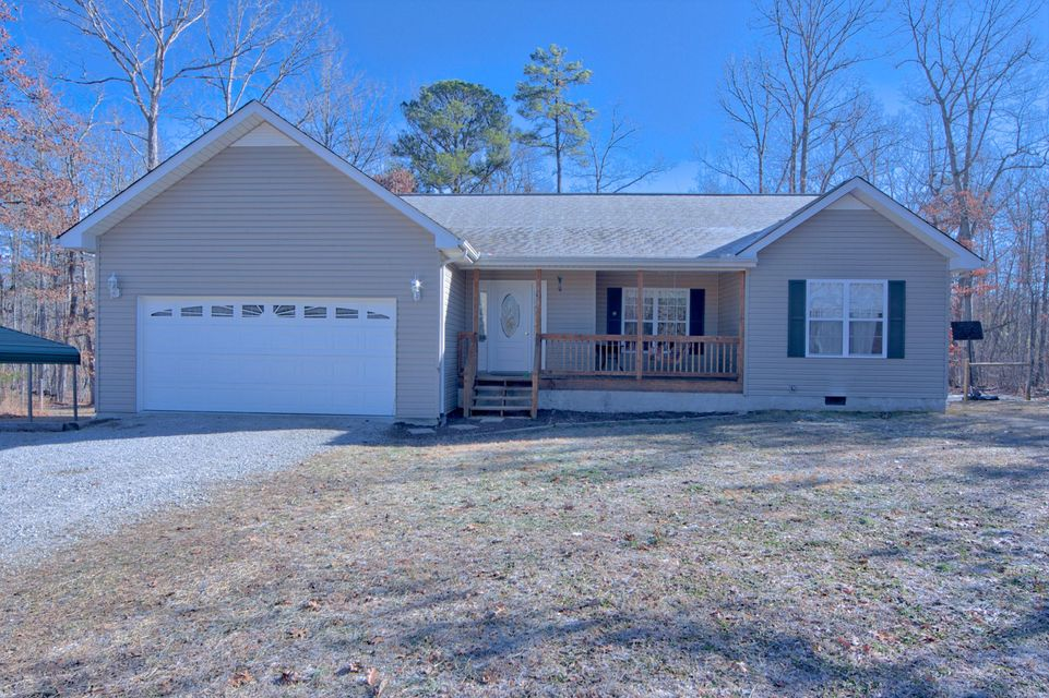 Single Family Home for Sale at 1336 Pilgrim Drive 1336 Pilgrim Drive Grimsley, Tennessee 38565 United States