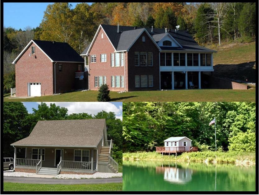 Single Family Home for Sale at 845 Smith Creek Road 845 Smith Creek Road Tompkinsville, Kentucky 42167 United States