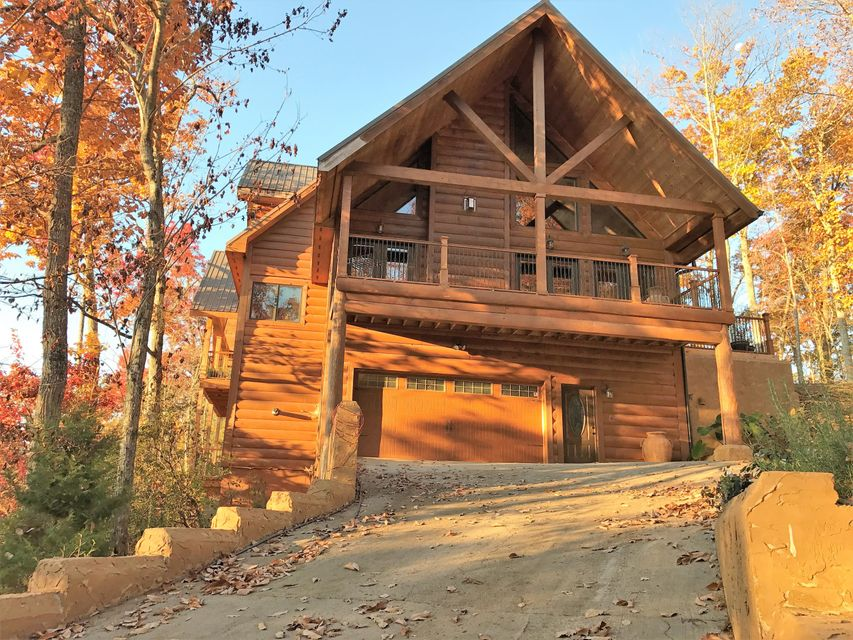 Single Family Home for Sale at 554 Crest Road 554 Crest Road Gatlinburg, Tennessee 37738 United States