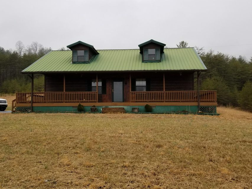 Single Family Home for Sale at 355 Obed Ridge Road 355 Obed Ridge Road Wartburg, Tennessee 37887 United States