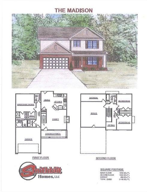 Maison unifamiliale pour l Vente à 288 Twilight Blvd. 288 Twilight Blvd. Sharps Chapel, Tennessee 37866 États-Unis