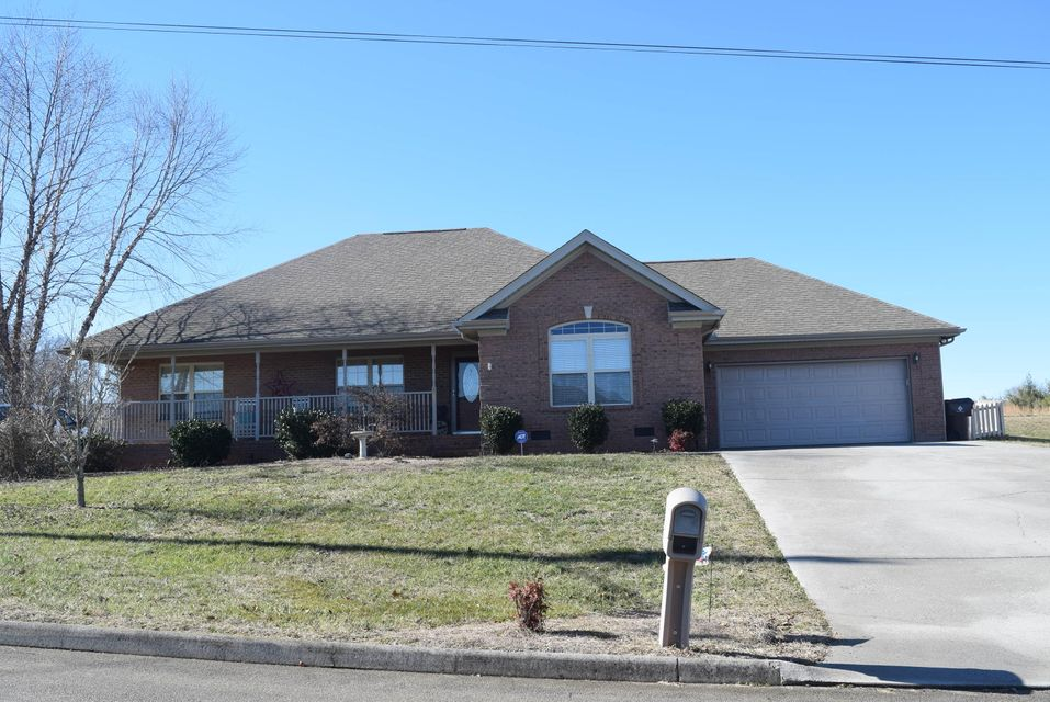 Single Family Home for Sale at 805 Windstone Drive 805 Windstone Drive Jefferson City, Tennessee 37760 United States