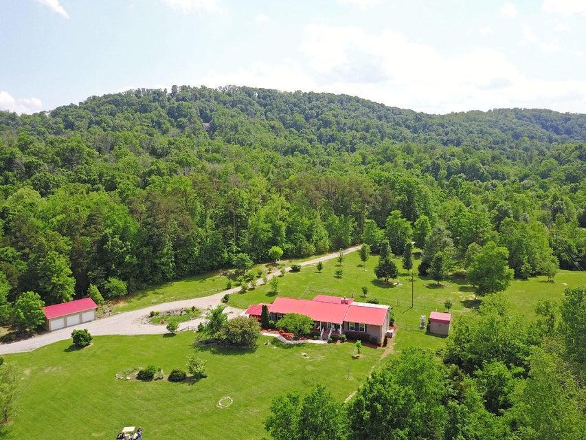 Casa Unifamiliar por un Venta en 2611 GW Loy Road 2611 GW Loy Road New Market, Tennessee 37820 Estados Unidos