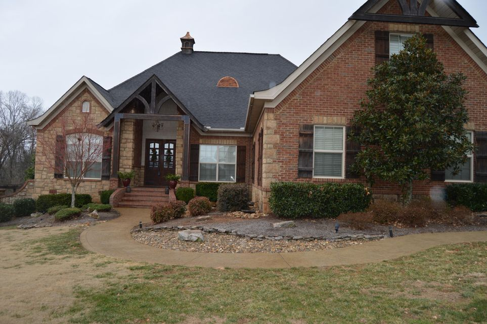 Single Family Home for Sale at 911 Charleston Park Drive 911 Charleston Park Drive Seymour, Tennessee 37865 United States