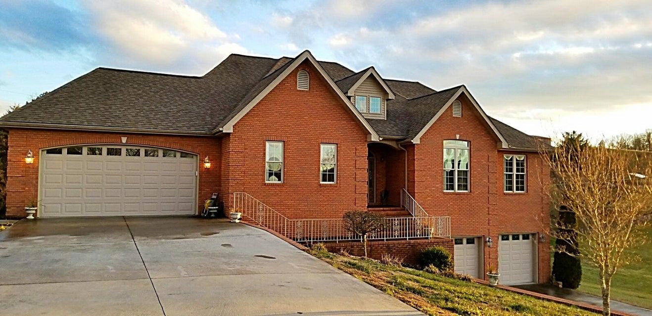 Maison unifamiliale pour l Vente à 168 Deevel Blvd 168 Deevel Blvd Harrogate, Tennessee 37752 États-Unis
