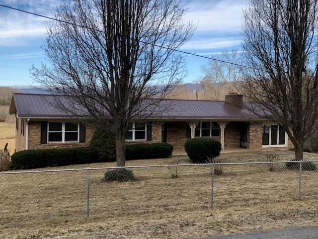 Single Family Home for Sale at 2282 Holiness Hollow Road 2282 Holiness Hollow Road Ewing, Virginia 24248 United States