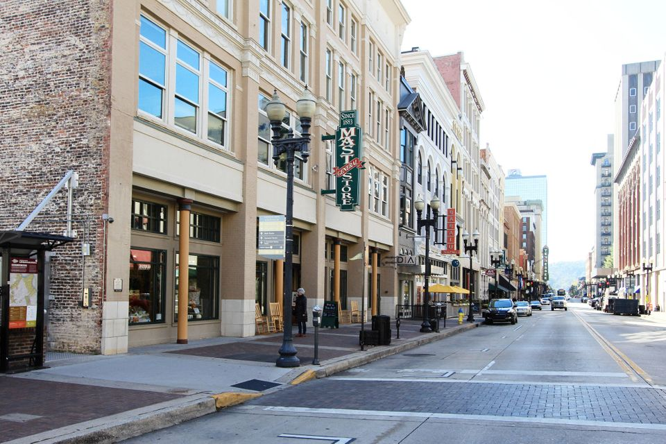Condominium for Sale at 402 S Gay Street 402 S Gay Street Knoxville, Tennessee 37902 United States