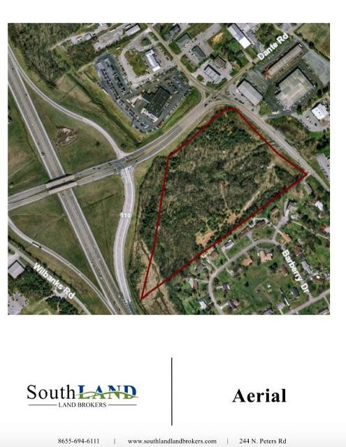 Land for Sale at 6701 Central Avenue Pike 6701 Central Avenue Pike Knoxville, Tennessee 37912 United States