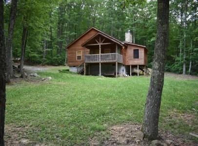 Частный односемейный дом для того Продажа на 30 Brush Mountain Farms Drive 30 Brush Mountain Farms Drive Miracle, Кентукки 40856 Соединенные Штаты