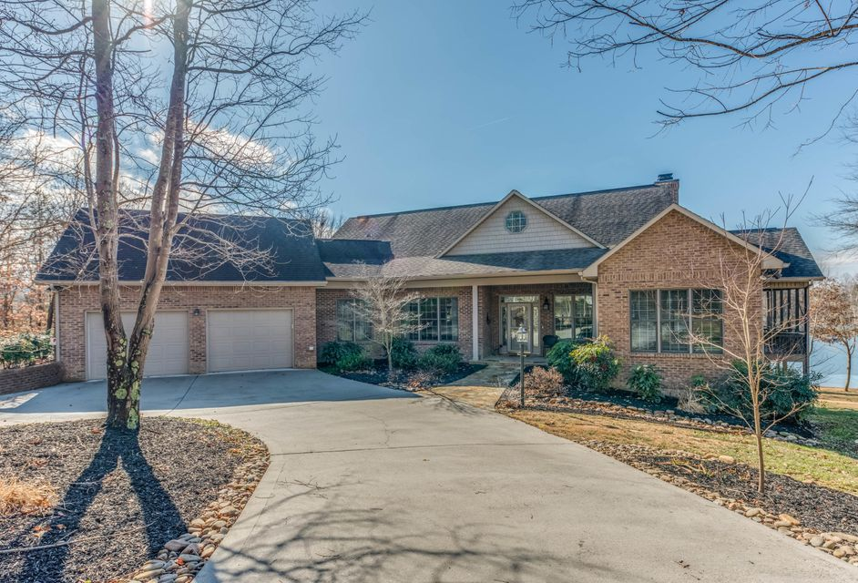 Single Family Home for Sale at 162 Piney Point Drive 162 Piney Point Drive Kingston, Tennessee 37763 United States