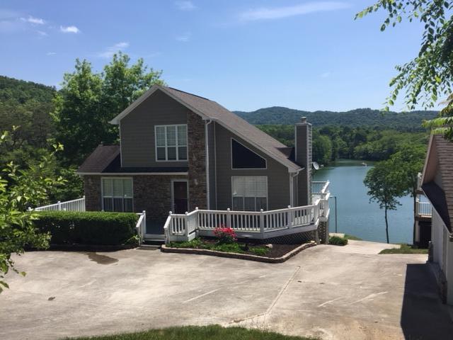 Частный односемейный дом для того Продажа на 214 Jessee Road 214 Jessee Road Maynardville, Теннесси 37807 Соединенные Штаты