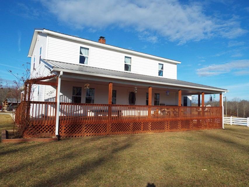 Maison unifamiliale pour l Vente à 1292 Deer Lodge Hwy 1292 Deer Lodge Hwy Sunbright, Tennessee 37872 États-Unis