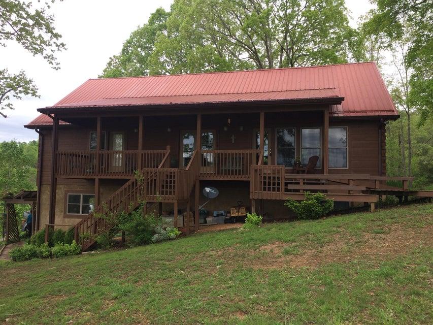 Частный односемейный дом для того Продажа на 176 Rhonda Way 176 Rhonda Way Bean Station, Теннесси 37708 Соединенные Штаты