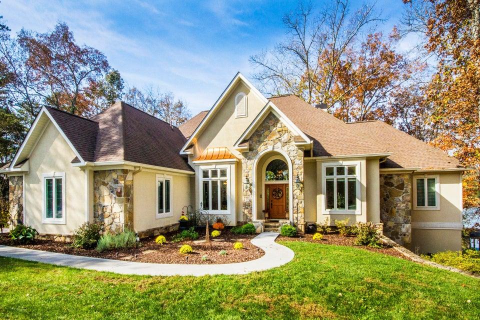 Частный односемейный дом для того Продажа на 159 Pineberry Drive 159 Pineberry Drive Vonore, Теннесси 37885 Соединенные Штаты