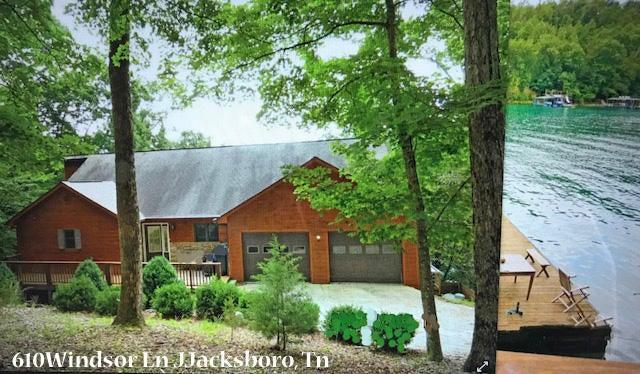Casa Unifamiliar por un Venta en 610 Windsor Lane 610 Windsor Lane Jacksboro, Tennessee 37757 Estados Unidos