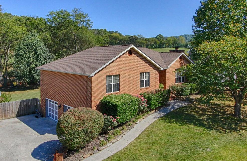 Maison unifamiliale pour l Vente à 1114 Jacob Springs Blvd 1114 Jacob Springs Blvd Rockford, Tennessee 37853 États-Unis