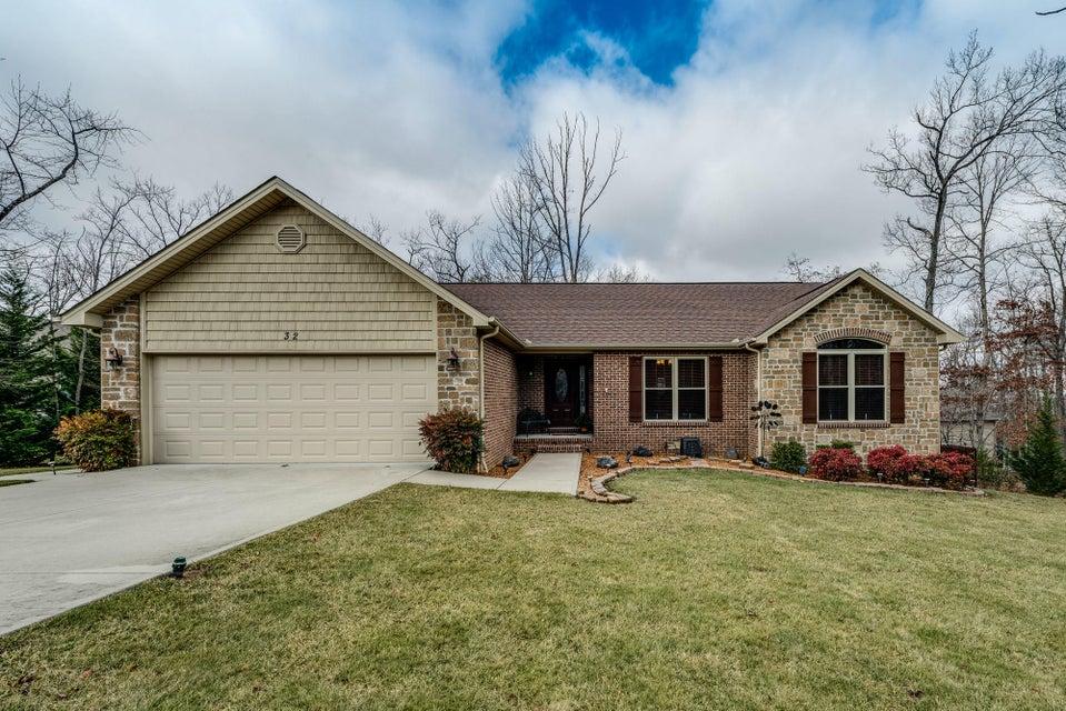 Частный односемейный дом для того Продажа на 32 Bingham Lane 32 Bingham Lane Crossville, Теннесси 38558 Соединенные Штаты