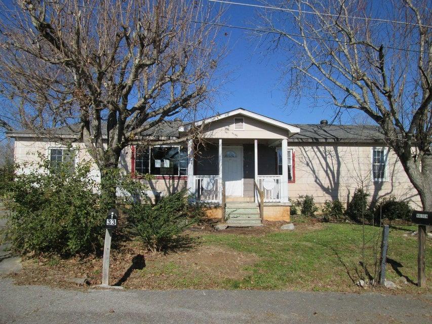 Maison unifamiliale pour l Vente à 33 Jeralds Street 33 Jeralds Street Englewood, Tennessee 37329 États-Unis