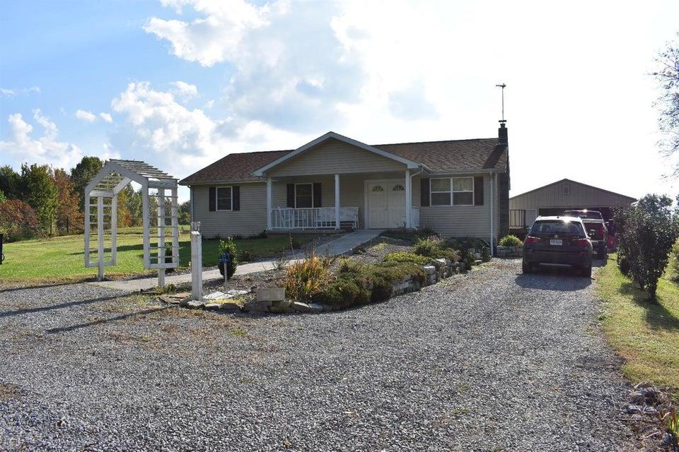 Maison unifamiliale pour l Vente à 2597 Maple Hill Road 2597 Maple Hill Road Jonesville, Virginia 24263 États-Unis