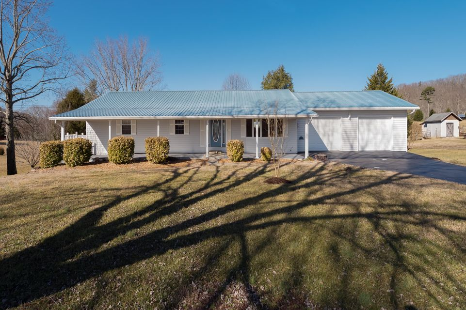 Single Family Home for Sale at 1116 Snow Hill Road 1116 Snow Hill Road Oakdale, Tennessee 37829 United States